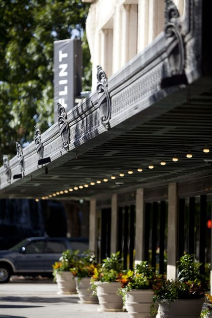 Hotel Front   Colcord Hotel