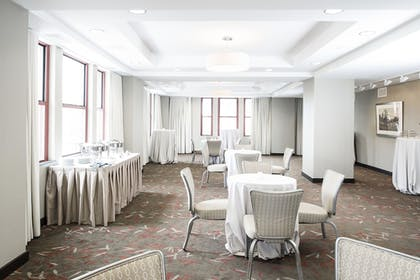 Banquet Hall   Colcord Hotel