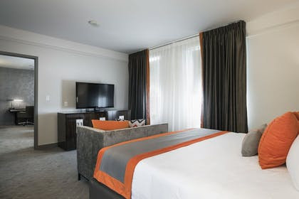 In-Room Amenity   Colcord Hotel