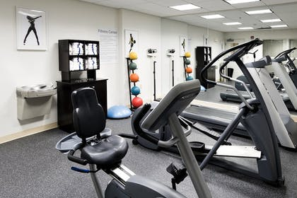 Fitness Facility | Holiday Inn Express Hotel & Suites East Wichita I-35 Andover