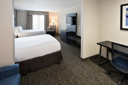 Guestroom | Holiday Inn Express Hotel & Suites East Wichita I-35 Andover