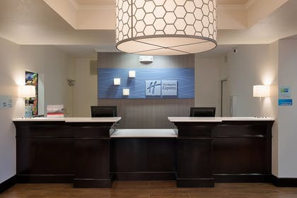 Interior | Holiday Inn Express Hotel & Suites East Wichita I-35 Andover