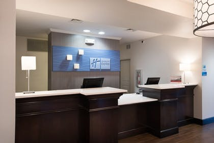 Interior Entrance | Holiday Inn Express Hotel & Suites East Wichita I-35 Andover