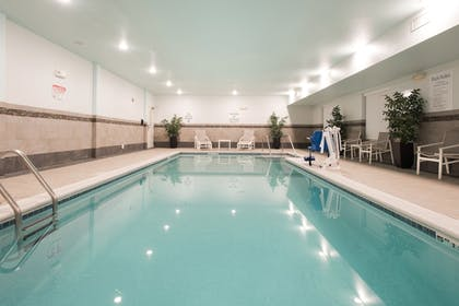 Pool | Holiday Inn Express Hotel & Suites East Wichita I-35 Andover