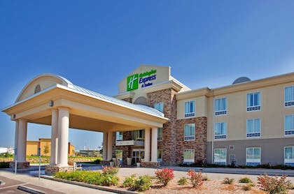 Exterior | Holiday Inn Express Hotel & Suites East Wichita I-35 Andover