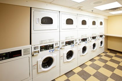 Laundry Room | Candlewood Suites Indianapolis Downtown Medical District