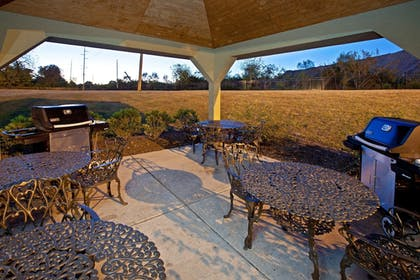 BBQ/Picnic Area | Candlewood Suites Indianapolis Downtown Medical District
