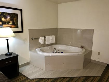 Jetted Tub | Best Western Visalia Hotel