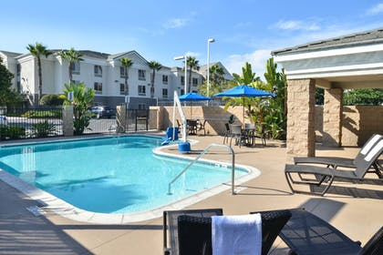 Pool | Holiday Inn Express Hotel & Suites San Diego Otay Mesa
