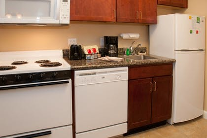 In-Room Kitchen | TownePlace Suites Marriott South