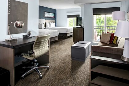 Living Area | HYATT house Sterling/Dulles Airport-North