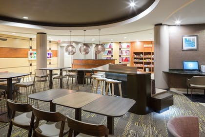 Lobby | SpringHill Suites by Marriott Indianapolis Fishers