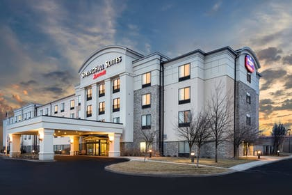 Featured Image | SpringHill Suites by Marriott Indianapolis Fishers