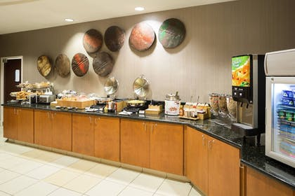 Restaurant | SpringHill Suites by Marriott Indianapolis Fishers