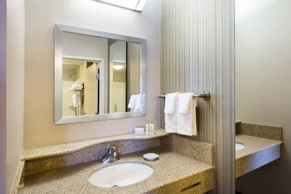 Guestroom | SpringHill Suites by Marriott Indianapolis Fishers