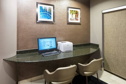 Business Center | SpringHill Suites by Marriott Indianapolis Fishers