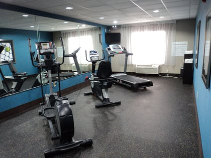 Fitness Facility | Holiday Inn Express & Suites Roanoke Rapids SE