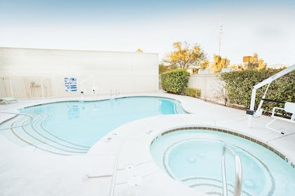 Pool | Holiday Inn Express & Suites Las Vegas SW - Spring Valley