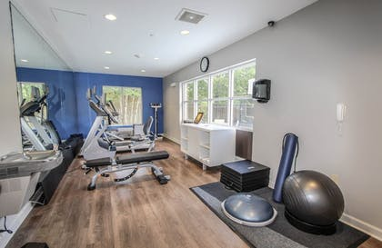 Fitness Facility | Holiday Inn Express Hotel & Suites Charleston-North
