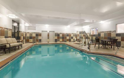 Pool | Holiday Inn Express Hotel & Suites Eugene Downtown-Universty