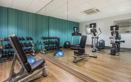 Fitness Facility | Holiday Inn Express Hotel & Suites Eugene Downtown-Universty