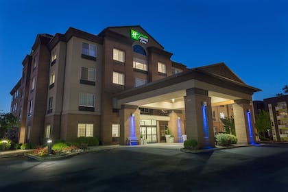 Exterior | Holiday Inn Express Hotel & Suites Eugene Downtown-Universty