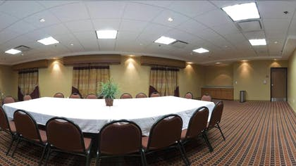 Meeting Facility   Holiday Inn Express Hotel & Suites Laredo-Event Center Area