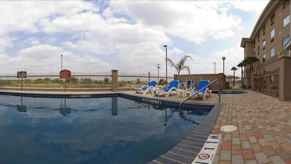 Outdoor Pool   Holiday Inn Express Hotel & Suites Laredo-Event Center Area