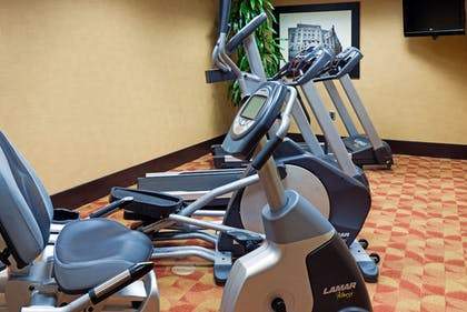 Fitness Facility | Holiday Inn Express & Suites Columbia-Fort Jackson