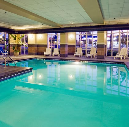 Pool | Holiday Inn Express & Suites Columbia-Fort Jackson