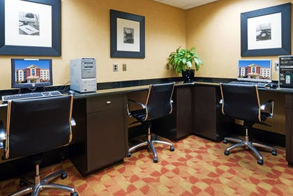 Business Center | Holiday Inn Express & Suites Columbia-Fort Jackson