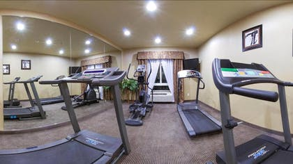 Fitness Facility   Holiday Inn Express & Suites Alexandria