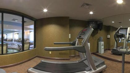 Fitness Facility | Holiday Inn Express Hotel & Suites Birmingham - Inverness