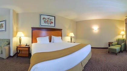 Guestroom   Holiday Inn Express Hotel & Suites Birmingham - Inverness