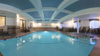 Indoor Pool | Holiday Inn Express Hotel & Suites Birmingham - Inverness