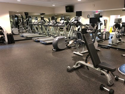 Gym | Staybridge Suites Plano - Richardson Area