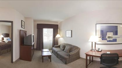 Living Room | Staybridge Suites Plano - Richardson Area