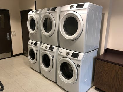 Laundry Room | Staybridge Suites Plano - Richardson Area