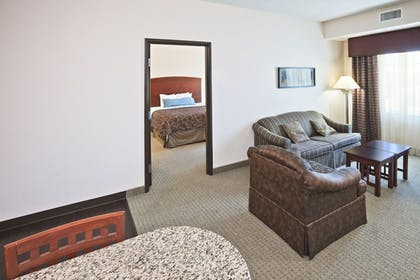 Guestroom | Staybridge Suites Plano - Richardson Area