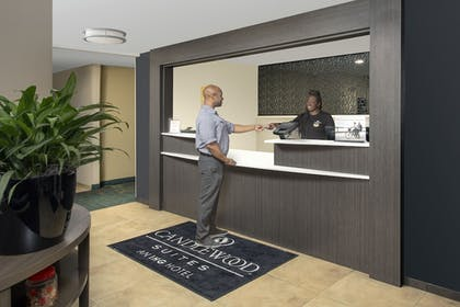 Lobby | Candlewood Suites I-26 at Northwoods Mall