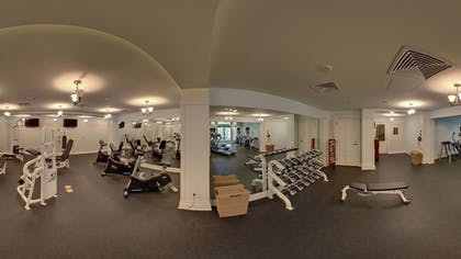 Fitness Facility | Omni Bedford Springs Resort