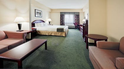 | Suite, 1 King Bed, Non Smoking | Holiday Inn Express & Suites West Palm Beach Metrocentre