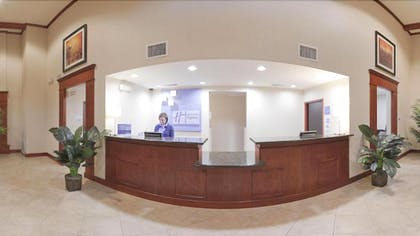Reception | Holiday Inn Express Hotel & Suites San Dimas