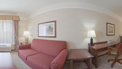 Living Room | Holiday Inn Express Hotel & Suites San Dimas