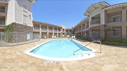 Outdoor Pool | Holiday Inn Express Hotel & Suites San Dimas