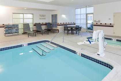 Pool | SpringHill Suites by Marriott Portland Vancouver