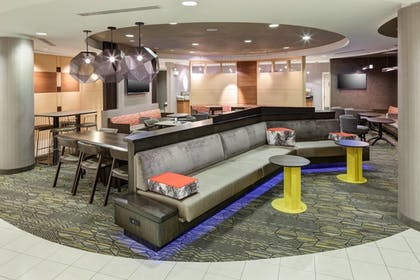 Lobby | SpringHill Suites by Marriott Portland Vancouver