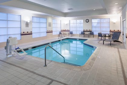 Indoor Pool | SpringHill Suites by Marriott Portland Vancouver