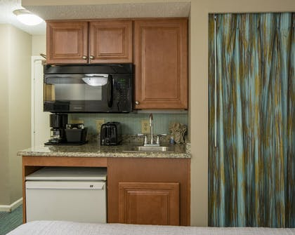 In-Room Kitchen | The Strand - A Boutique Resort