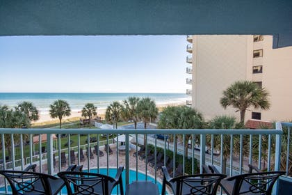 Guestroom View | The Strand - A Boutique Resort